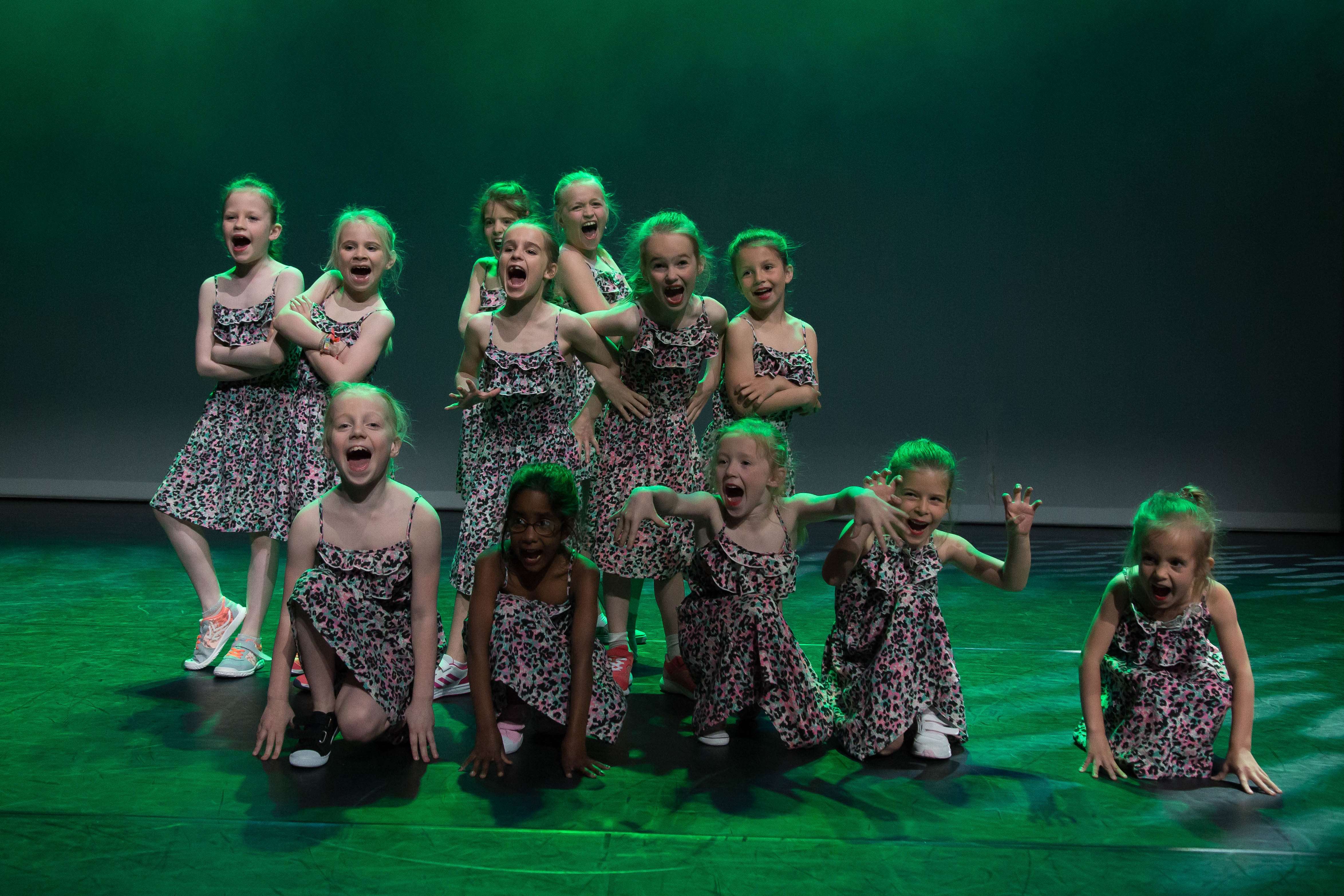 Jazz-streetdance 6-8 jr